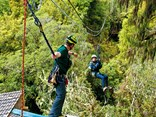 Rotorua Canopy Tour, Dansey Road Reserve