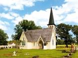 The photogenic Pakaraka Anglican Church of the Holy Trinity