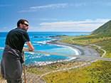 The Wairarapa Coast's legendary landscapes…