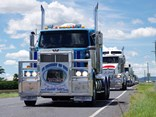 On February 28, the Lights On The Hill Memorial Convoy will continue on to the new venue of the Gatton Racecourse.