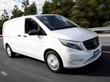 The new Vito van