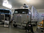 Terry Baker drove this Grey Ghost Kenworth K125 on its maiden voyage in 1971.