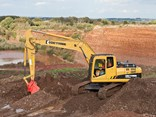 Detank DE220BLC excavator