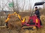 Cougar EXL25 series loader excavator