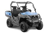 The 800cc U8 is theCFMoto's latest  UTV It has 62HP under the bonnet, a 550kg towing capacity and a 230kg carrying capacity.