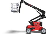 The new Manitou Mang'Go 12 telescopic handler has a working height of 12m