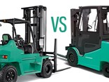 Forklift Buyer's Guide - IC or electric?
