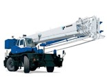 Tadano has introduced right-hand drive on its new rough terrain crane, the GR-500EXL to cater to overseas, specifically South East Asian markets.