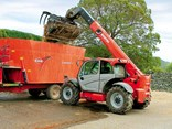 Manitou MLT 840-137 PS telescopic handler