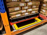 Dematic's Colby Push-Back Pallet Racking solution is a great alternative to double-deep or drive-in racking