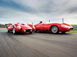 Ferrari Testa Rossa Pontoon & Maserati Tipo 54 Replicas