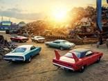 US Muscle Car Showdown