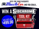 Vote for your favourite Muscle Car