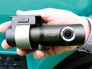 Truck camera review: HD Blackvue car camera