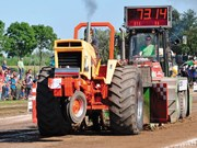 Hawera and Stratford A&P shows add tractor pulling