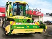 Review: Krone Big M420 CV mower