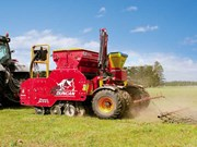 REVIEW: Duncan Ag Enviro 3000E seed drill review