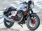Motorcycle review: Moto Guzzi V7 Racer