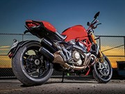 Motorcycle review: Ducati Monster 1200 S