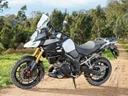 Motorcycle review: Suzuki V-Strom 1000