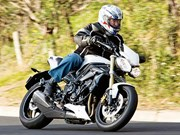 Motorcycle review: Triumph Street Triple 660