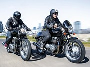 Motorcycle review: Triumph Thruxton