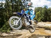 Adventure riding: Yamaha XT250