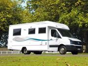 Motorhome review: TrailLite Oakura 354