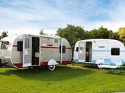 Blast from the past: White Water Retro Riverside caravans