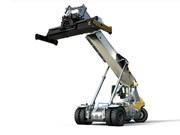 Liebherr introduces LRS 545 reachstacker