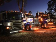 In Pictures: 2015 Castlemaine Rotary Truck Show