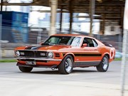 50 years of Mustang: 1970s