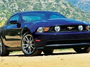 2011 Ford Mustang GT: 50 years of Mustang