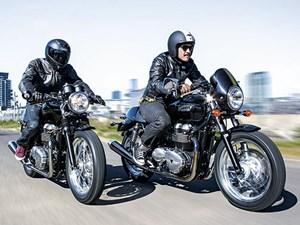 Motorcycle review: Triumph Thruxton