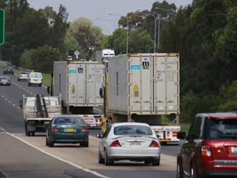 Government MP says: user-pays for trucks, then cars
