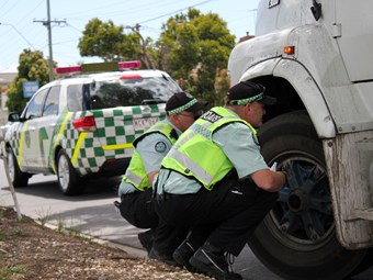 On the beat with VicRoads