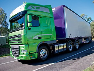 Paccar to unveil three DAF models at Brisbane Truck Show