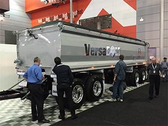 Hamelex White unveils VersaBolt tipper trailer