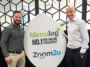 Zoom2u teams up with Menulog to deliver food