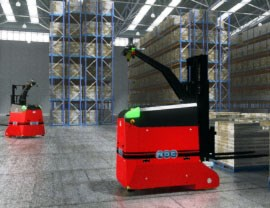 Dematic adds AGV-maker NDC Automation