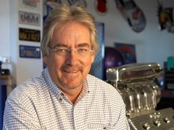 Geoff Paradise passes away