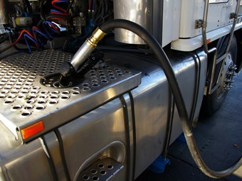 Fuel tax credit rate increases