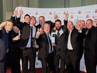 Hino Australia crowns top dealers