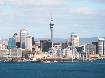 Auckland Transport Annual Report open