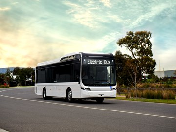 TRANSDEV'S VOLGREN ELECTRIC BUS TRIAL STARTS SOON IN MELBOURNE