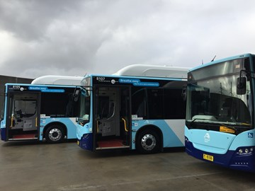 NSW ZERO-EMISSIONS BUS TRIALS: EXPRESSIONS OF INTEREST SOUGHT