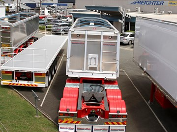 NSW to exempt transferred trailers from stamp duty