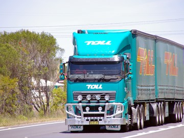 Annual truck inspections need to go: Toll