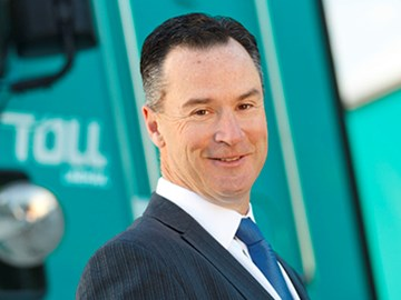 Toll banks on $100m return from asset sell-off