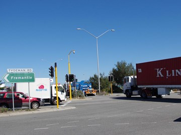 Business case put forward for Perth Freight Link